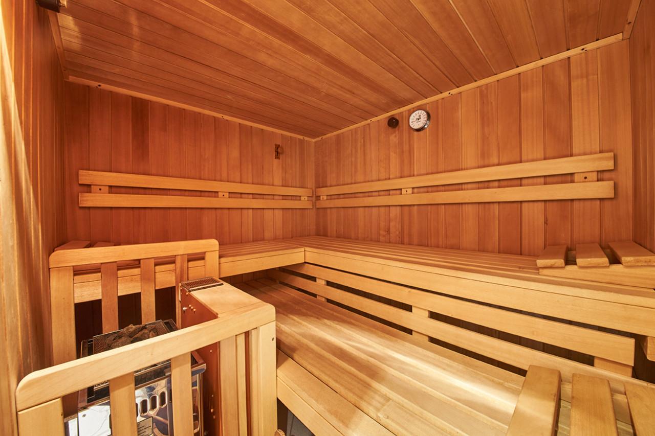 Ferienhaus mit pool in sterreich luxus bergh tte mieten - Sauna appartement ...